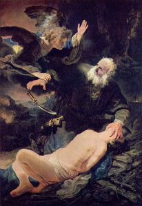 Our Father in Faith, Abraham and his son, Isaac
