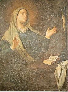 St. Catherine of Genoa