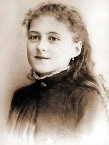 St. Thérèse at 13 years