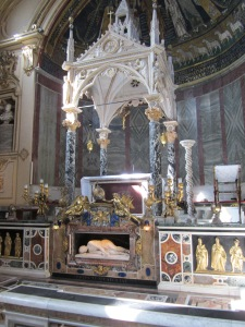 Altar St. Cecilia Church