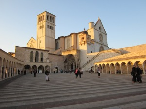 Basilica of St. Francis of Assisi Lower Level