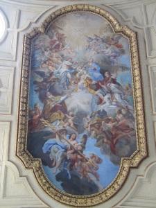 Ceiling St Cecilia