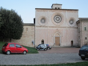 Church of San Pietro (Assisi)