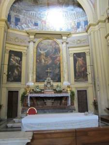 Main Altar Santa Pudenziana