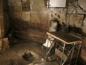 Prison Cell, Water Spring and Poll
