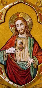 Sacred Heart of Jesus Saint Nicolas' Church Ghent, Belgium Goudborduurwerk H. van Severen