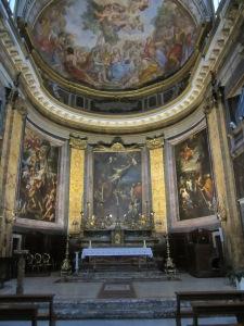Santa Andrea delle Fratte  Main Altar
