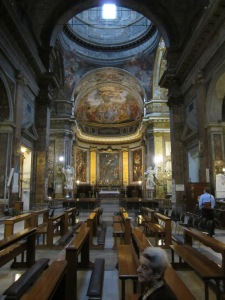 Santa Andrea delle Fratte