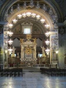 Santa Maria Coeli - Main Altar