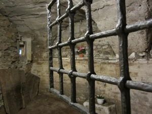 St. Paul's Holding Cell