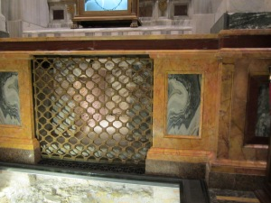 The tomb of St. Paul
