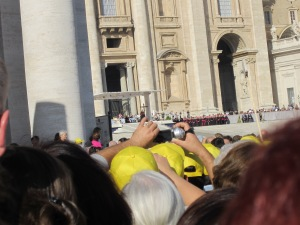 Our View of Pope Francis' General Audience
