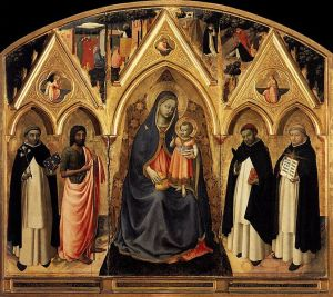St. Peter Martyr Altarpiece Fra Angelico Wikimedia Commons