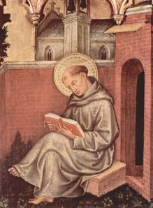 St. Thomas of Aquinas