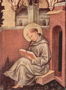 St. Thomas of Aquinas